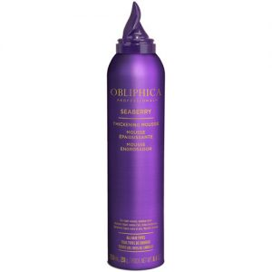 Obliphica Professional Seaberry Thickening Mousse 8.4 oz-0
