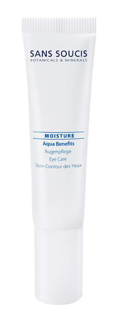 Sans Soucis Moisture Aqua Benefits Eye Care with Hyaluronic Acid 15 ml-0