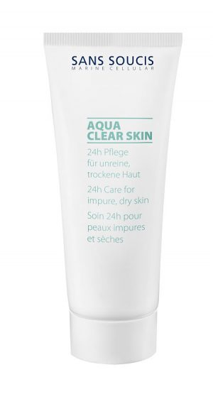 Sans Soucis Aqua Clear Skin 24-hour Care for Impure, Dry Skin 40 ml-0