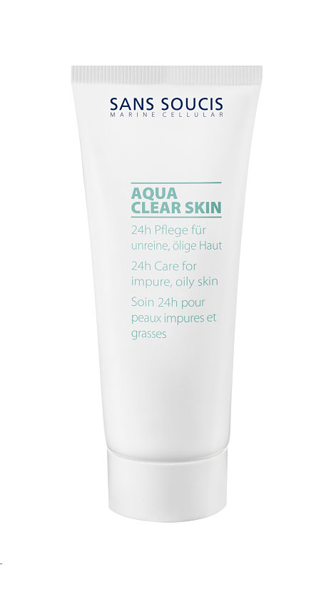 Sans Soucis Aqua Clear Skin 24-hour Care for Impure Oily Skin 40 ml-0