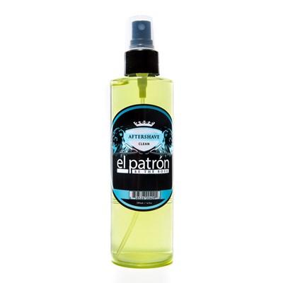 El Patron Aftershave Clean 6.5 Oz-0