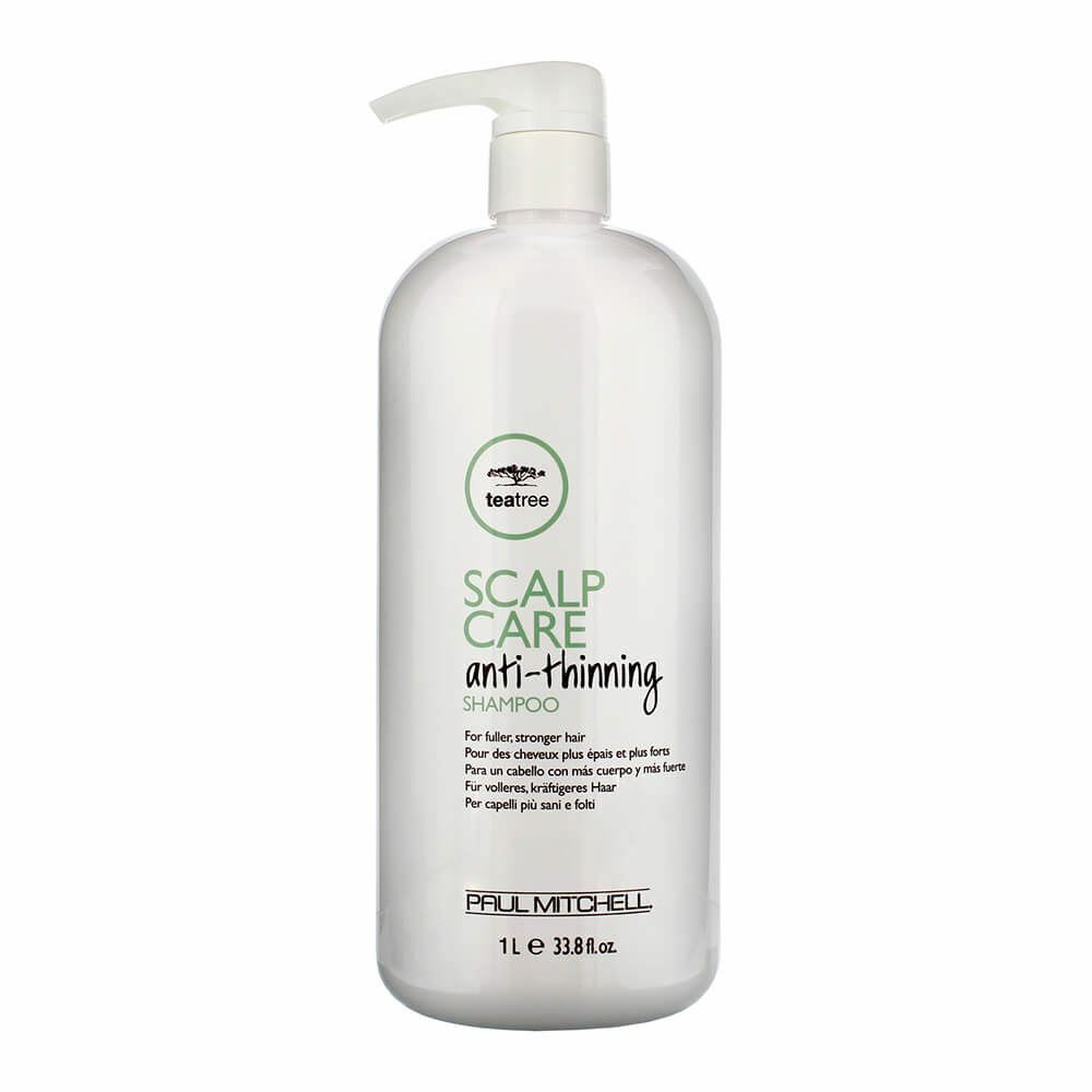 Paul Mitchell Tea Tree Scalp Care Anti Thinning Shampoo 1 Liter -  UltraBeauty.shop